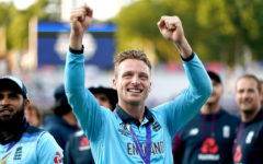 Buttler's World Cup final shirt raises 65,000 pound for hospital appeal