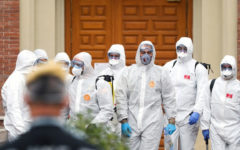 Global virus cases near a million as Spain sees record deaths