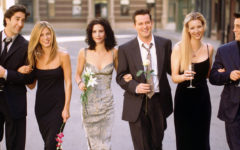 'Friends' cast offers fans chance to join their reunion special