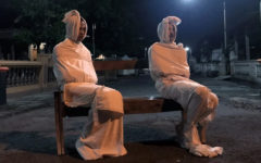 'Ghosts' fear keeps Indonesians indoors and away from coronavirus