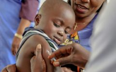 Children in the DRC at risk from killer measles, cholera epidemics