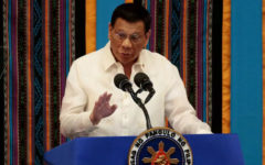 Duterte tells Philippine police to shoot dead lockdown troublemakers