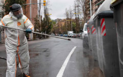 Spain to increase state of emergency till April 26