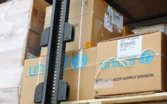 UNICEF Spain makes first delivery of health supplies to fight Coronavirus