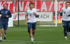 Bayern Munich to resume training on Monday