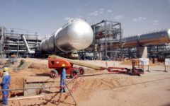 Saudi Arabia boosted crude oil supply to record levels