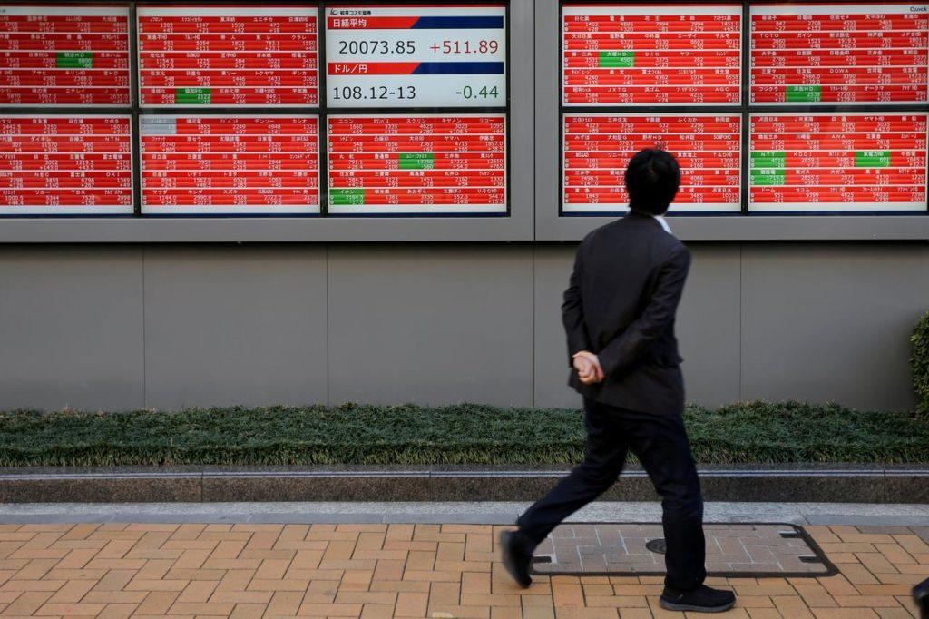Tokyo shares