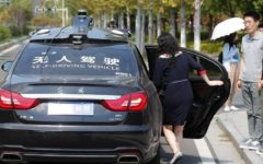Robotaxis to ease public transport fears in China