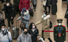 No one has been infected recently with the coronavirus in China