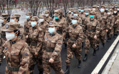 Chinese army Instructed to be ready for the extreme situation