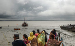 Chance of storm in Bangladesh coastal area: Warning signal number 3 in seaport