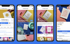 Facebook has launched 'Facebook Shop' for sale
