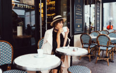 Cafes were opened in France, and internal travel bans were lifted