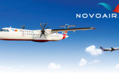 Novoair offers free tickets for COVID-19 health professionals