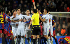 In La Liga 90% referees supports Real Madrid!!