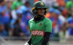 Shakib is the only all-rounder in the Ian Bishop's best ODI XI of last decade