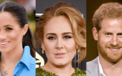 Adele became the neighbor of Prince Harry-Megan