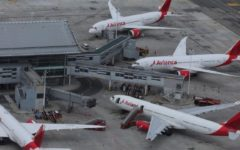 Avianca filed for bankruptcy protection in a US court