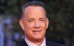 Tom Hanks donated plasma for the second time