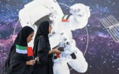 The first Arab space mission to Mars designed to inspire the region's youth