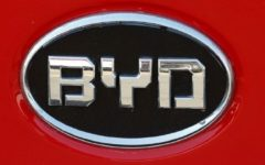 BYD Co to supply EV batteries to Ford Motor Company