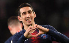 Angel di Maria is happy that PSG did not sell him to FC Barcelona