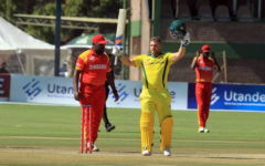 Zimbabwe's tour of Australia postponed