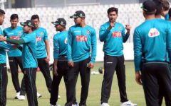 BCB is planning to test the players for Covid-19