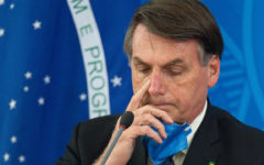 Bolsonaro threatened to withdraw Brazil from the WHO