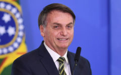 Despite being a hotspot for corona,  Brazilian president wants football back on the field