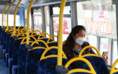 Masks to be compulsory on public transport in England