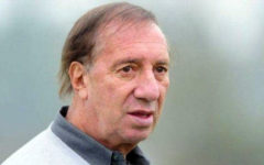 Argentina World Cup winning coach Carlos Bilardo is affected by Corona