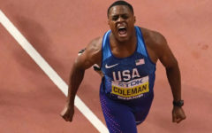 World champion Christian Coleman got punished for missing dope test