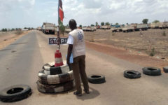 IOM and Government of South Sudan to establish a point of entry in Rank