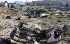 The black box of the crashed Ukraine plane is not helpful for investigation: Iran