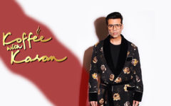 The new season of Koffee with Karan is under uncertainty
