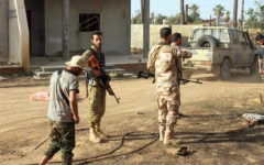 Haftar supports ceasefire in Libya