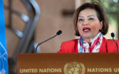 UN Secretary-General Appoints Najat Rochdi Deputy as special coordinator for Lebanon