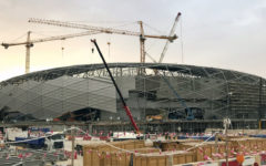 Qatar completes third World Cup stadium