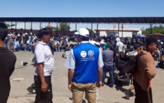 IOM organizing transport for hundreds of stranded Tajik migrants to go home