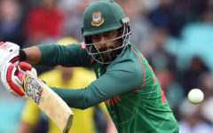 Tamim Iqbal became Goodwill Ambassador of the World Food Program