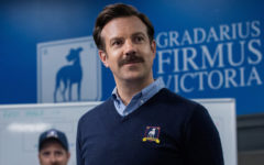 Apple TV revealed first look of new original comedy series Ted Lasso