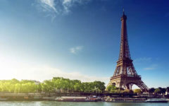 The Eiffel Tower announced open to the public