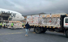UN humanitarian flight with aid arrives in Venezuela