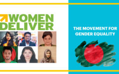 Six Bangladeshi young leaders are in the list of Women Deliver class of 2020