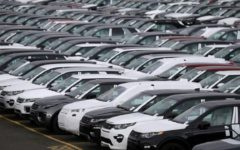 British car manufacturing came to a screeching halt in April