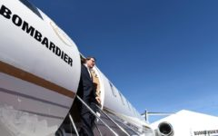 Bombardier to reduce its global workforce by 2,500 people