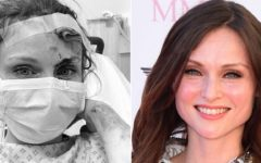 Sophie-Ellis Bextor taken to hospital after a bicycle accident in London