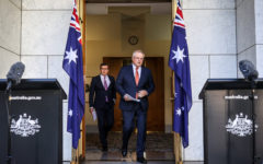 Australia has extended the visa period for citizens of Hong Kong
