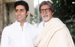 Amitabh and Abhishek found corona positive and hospitalized